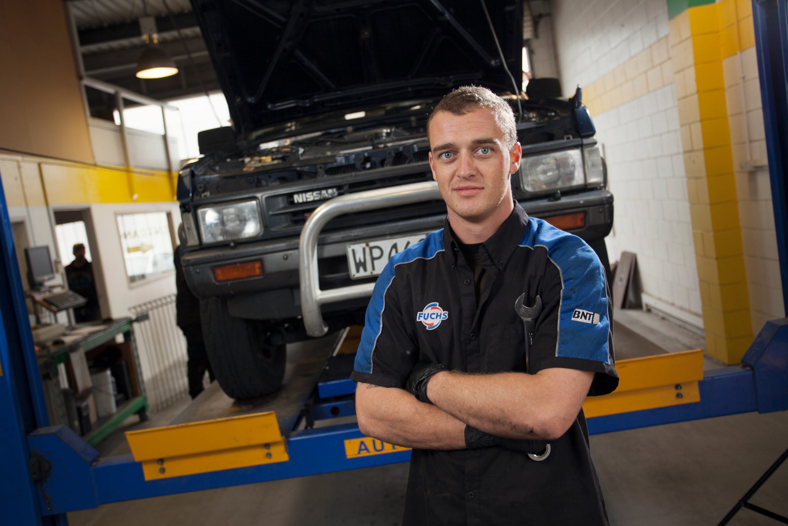Joel from Mount Maunganui Automotive